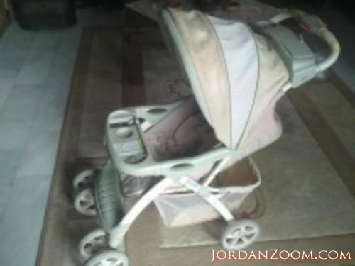فرصة عرباية مشي اطفال امريكية بشكل رائع وسعر مميز  -  60 دينار أردني