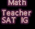 دروس خصوصية رياضيات وفيزياء SAT IG